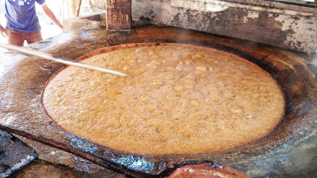 Tacha com melado (foto: Evandro Marques - www.coisasdaroca.com)