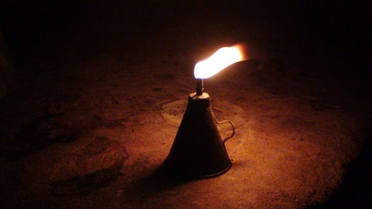 Resultado de imagem para foto de lamparina