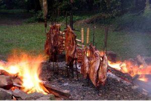 Fogo de Chão ( foto http://cozinhas-do-brasil.blogspot.com)